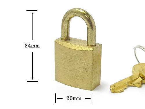 ロック・南京錠(品番01405)