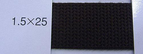 アクリルテープ・厚み1.5mm×幅25mm(品番15208)