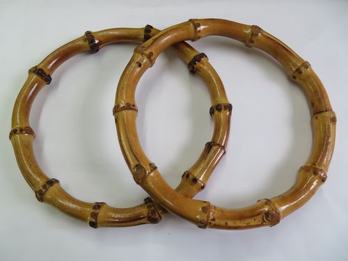 竹海外製 竹ハンドル(品番03113)