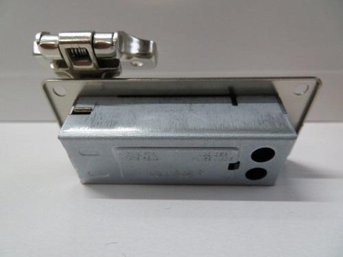 スイス製 横引錠 ナンバーロック アミエット(品番01107)